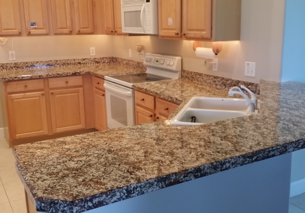 Why Choose Crystaltop For Refinishing Laminate Countertops